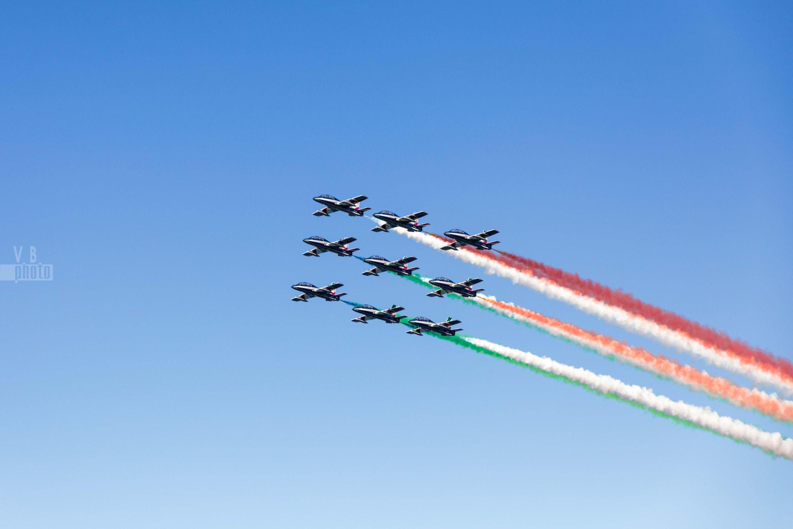 Inaugurazione piazzale Aeronautica Militare e Frecce Tricolori - 7 maggio 2017 - Giovinazzo