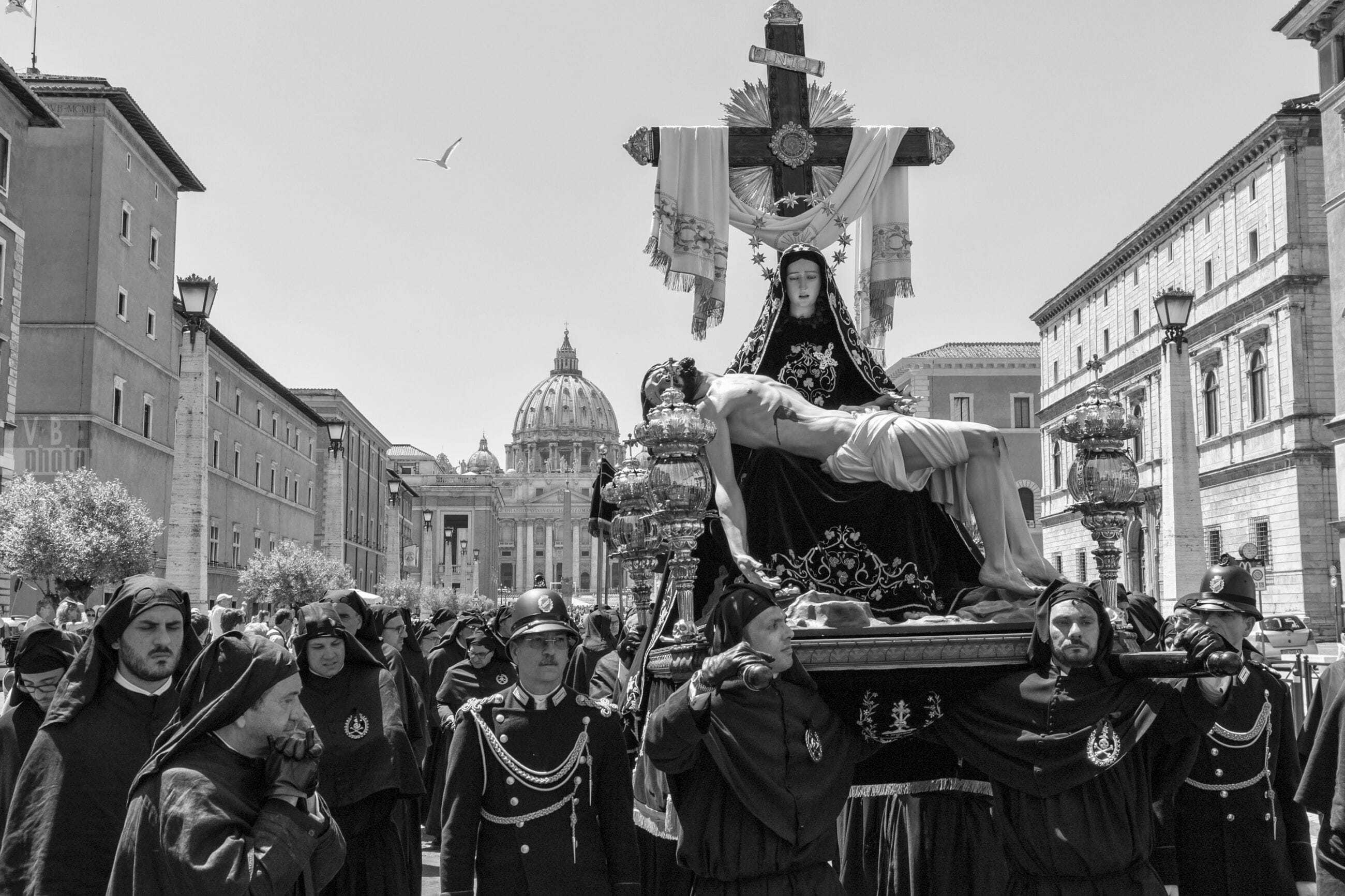 La Pietà a Roma - 21-22 maggio 2016