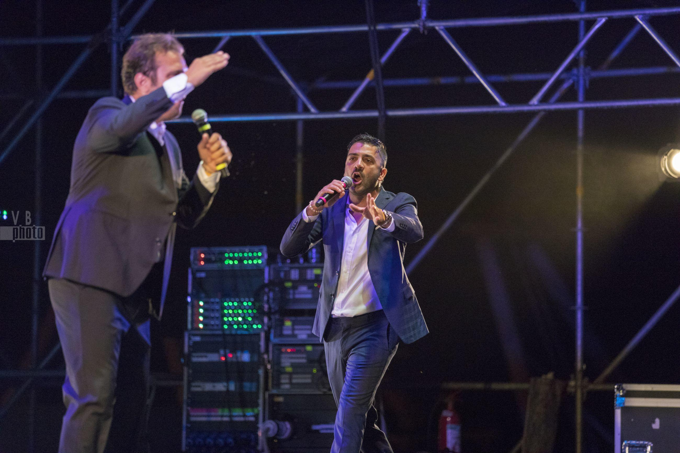 Pio e Amedeo Tutto fa Broadway