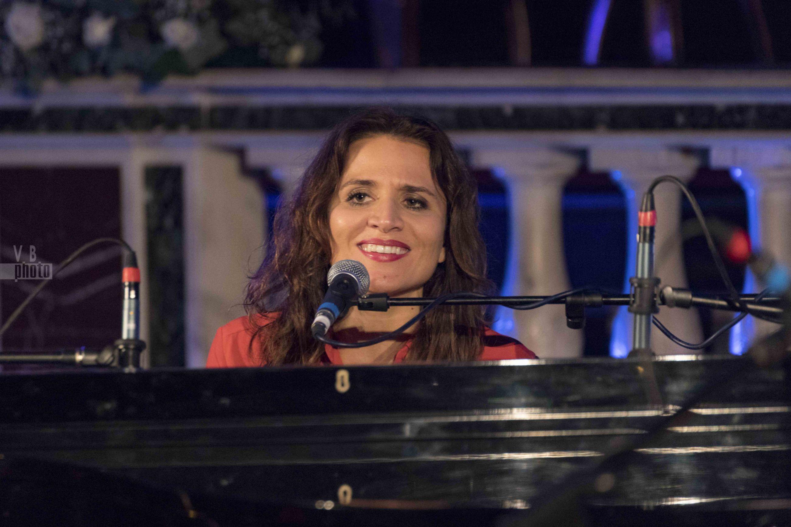 Chiara Civello a Molfetta