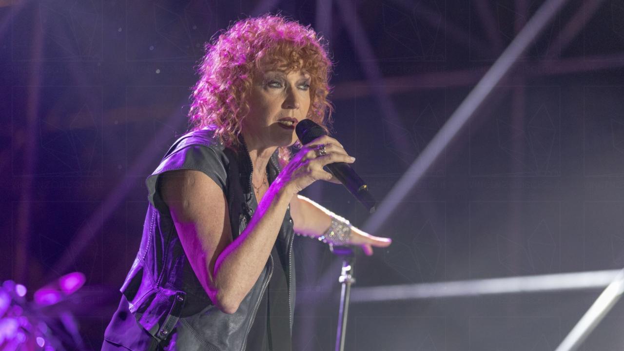 Fiorella Mannoia in concerto a Molfetta