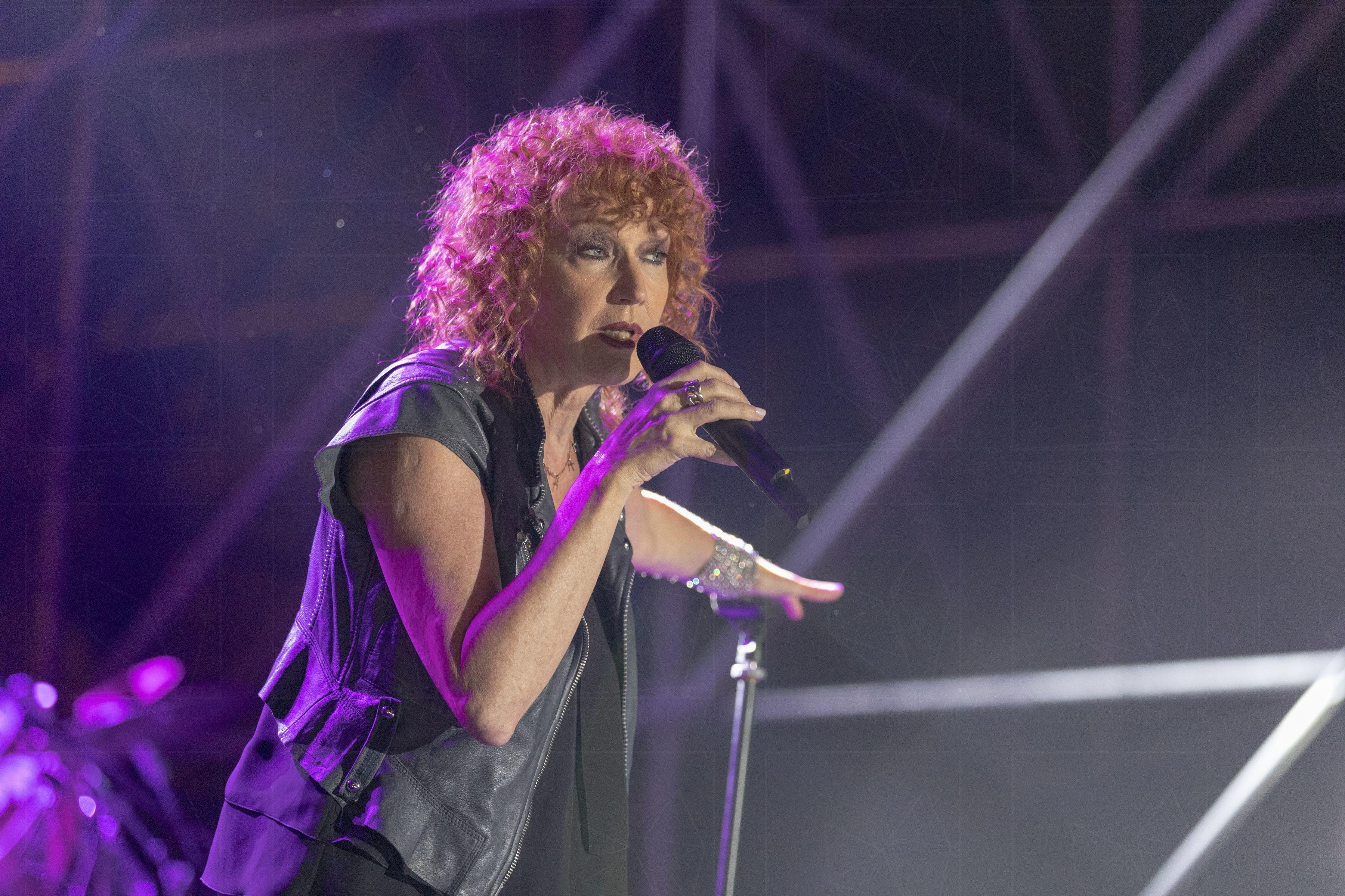 Fiorella Mannoia 23 agosto 2018 - Molfetta