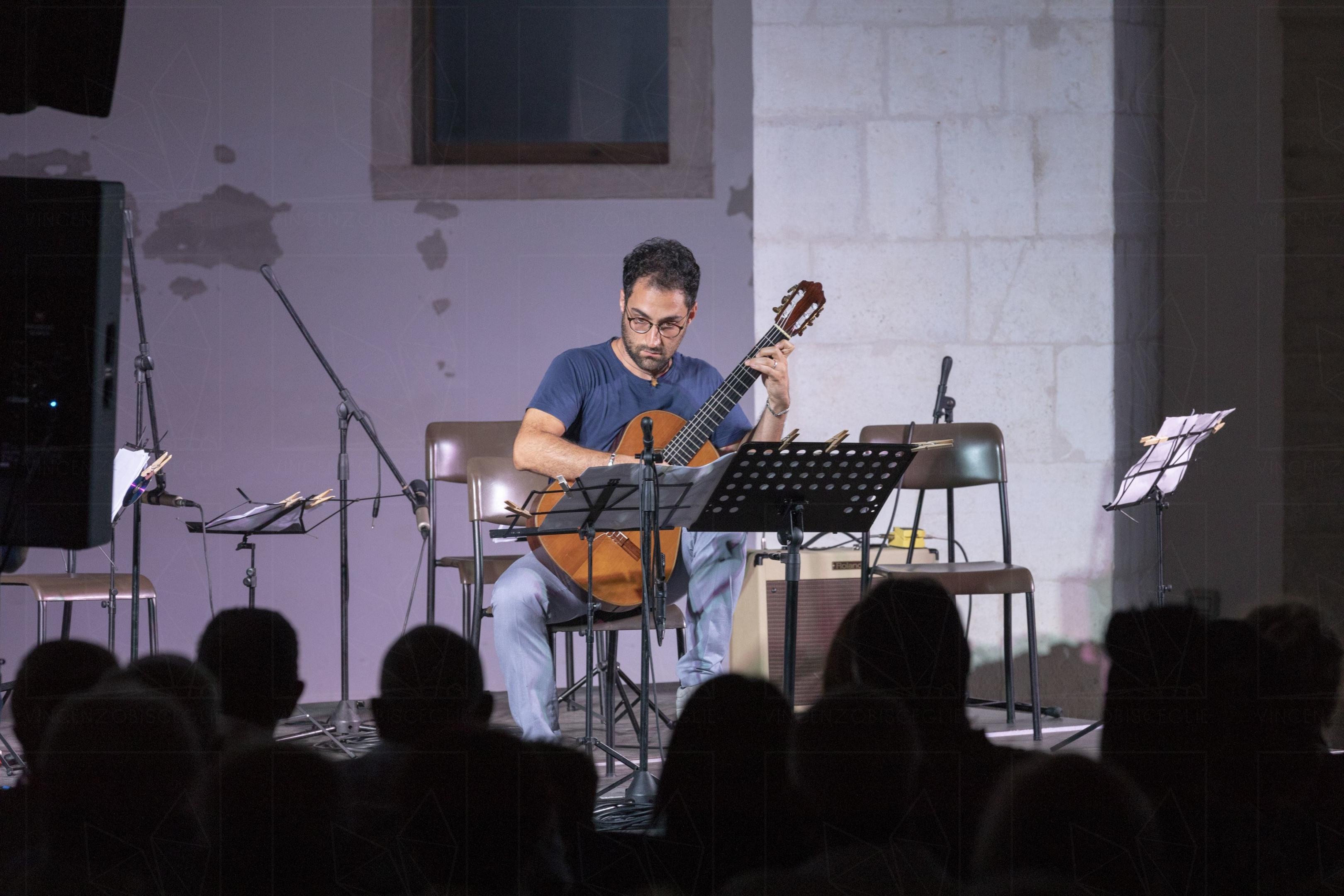 Sergio Altamura - Vito Vilardi - Sabino de Bari - Joe Valeriano - Marco Corcella - Nicola Nesta
