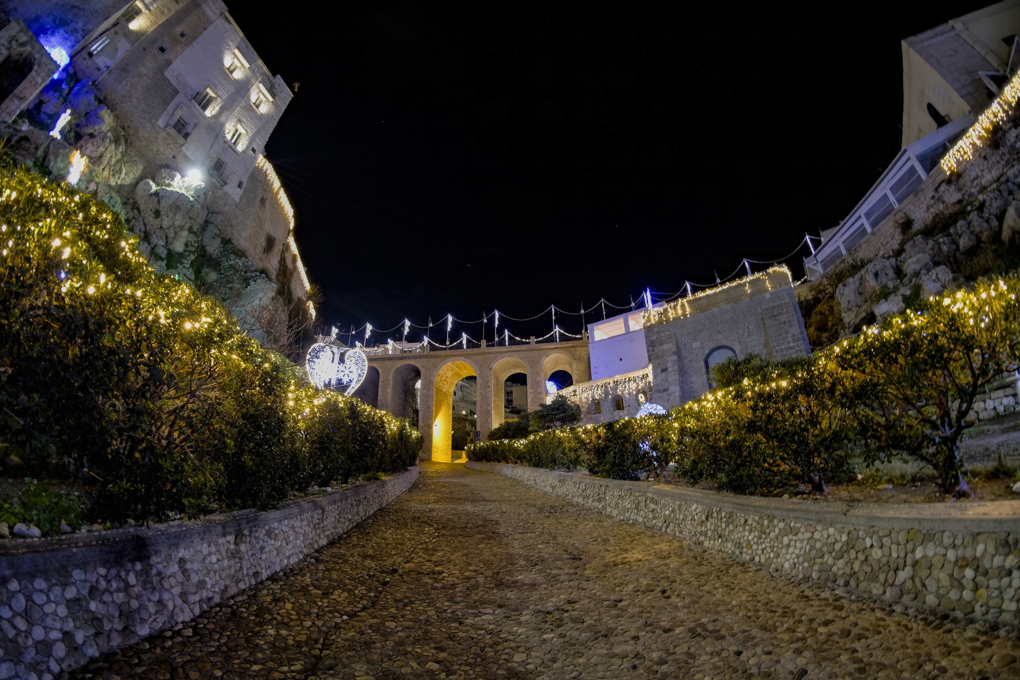 Polignano a Mare - Christmas Light 2018 - GPuglia