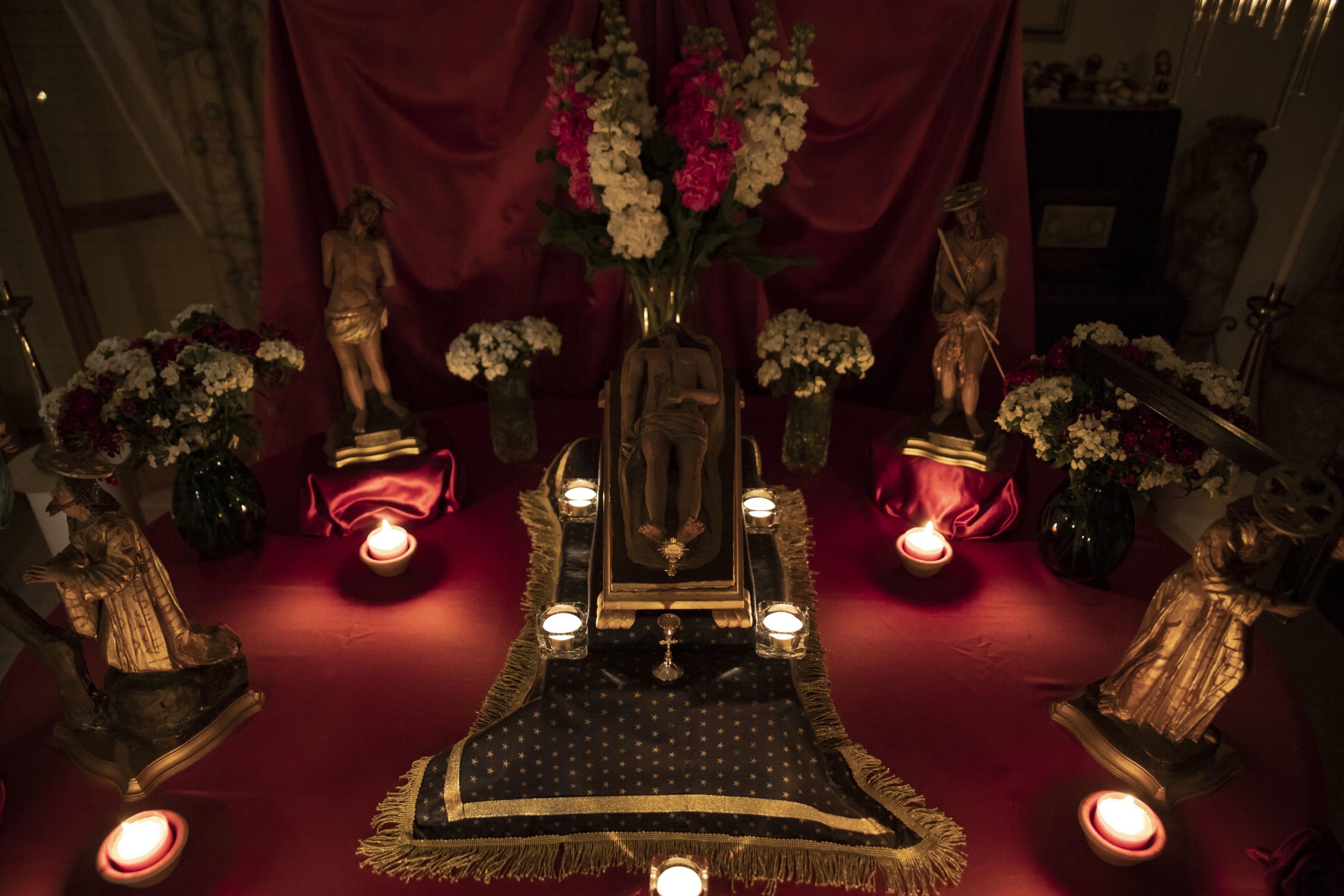 L'arte dei sepolcri