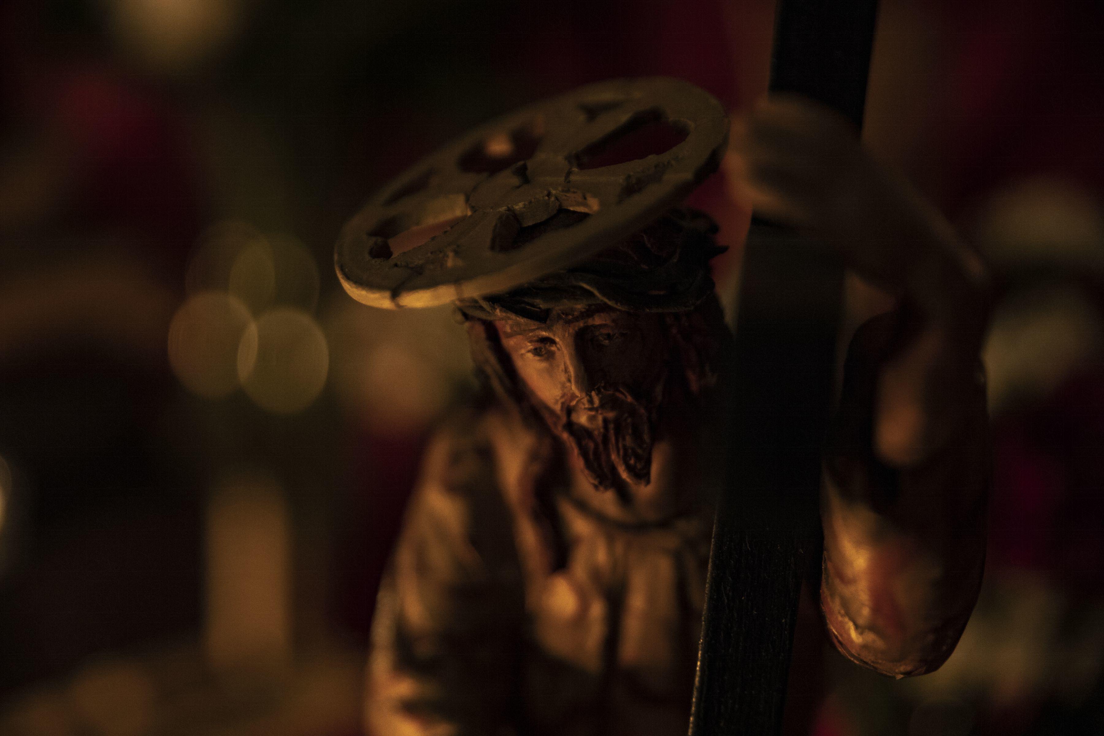 L'arte dei sepolcri fatti in casa a Molfetta